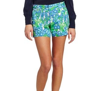 Lilly Pulitzer Bee in your Bonnet Callahan Shorts